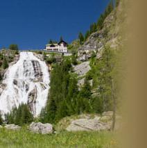 Il territorio alpino